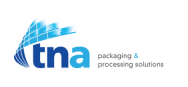 Logótipo da tna packaging & processing solutions